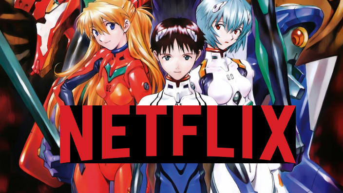 Netflix: ecco le date per Evangelion e Knights of the Zodiac!