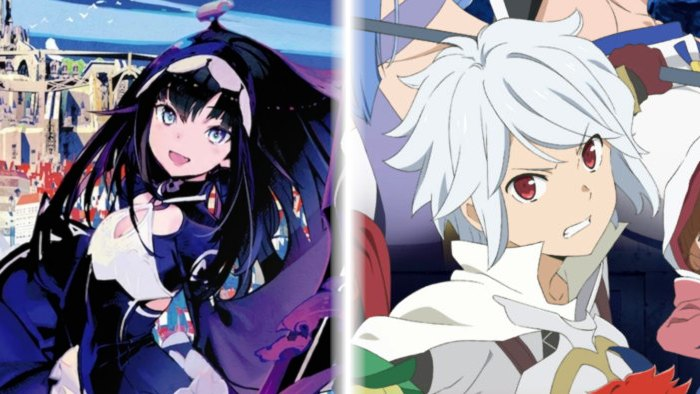 Buone nuove per DanMachi II, Infinite Dendrogram e Strike Witches 501