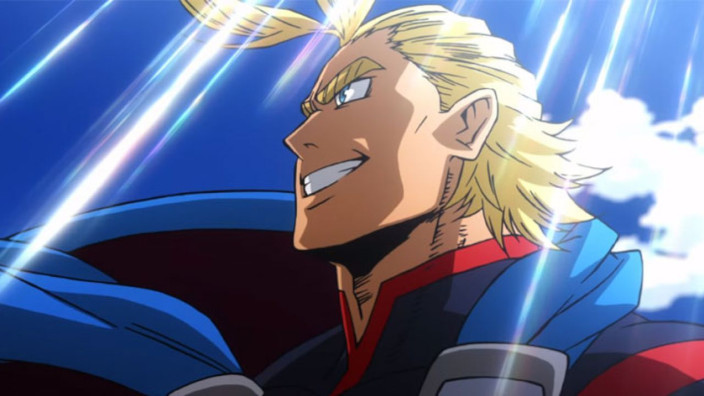 My Hero Academia: Two Heroes torna al cinema il 30 e 31 marzo