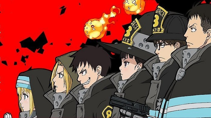 Fire Force, Cop Craft e Kengan Ashura: nuovi trailer