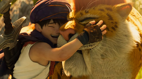 Il film Dragon Quest Your Story si mostra nel trailer di debutto