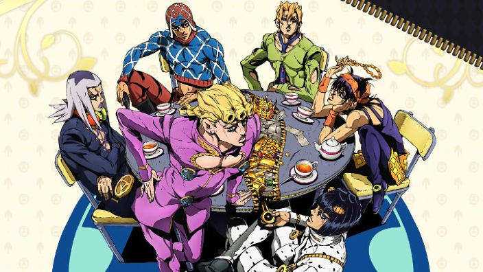 "Le Bizzarre Avventure di JoJo ""Golden Wind"" - Si Alza il Vento sui Commenti (VIDEO)"