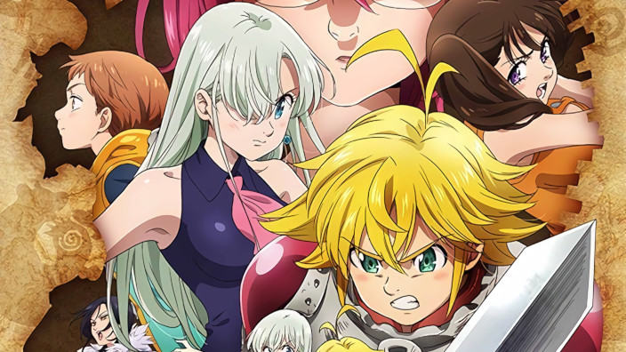 The Seven Deadly Sins: Wrath of the Gods, annunciato nuovo anime!