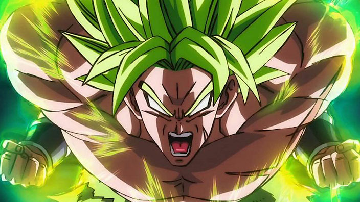 Dragon Ball Super: Broly, anteprima Shueisha dell'anime-comic in uscita