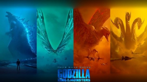 Godzilla: King of the Monsters: ecco il mostruoso trailer finale del film