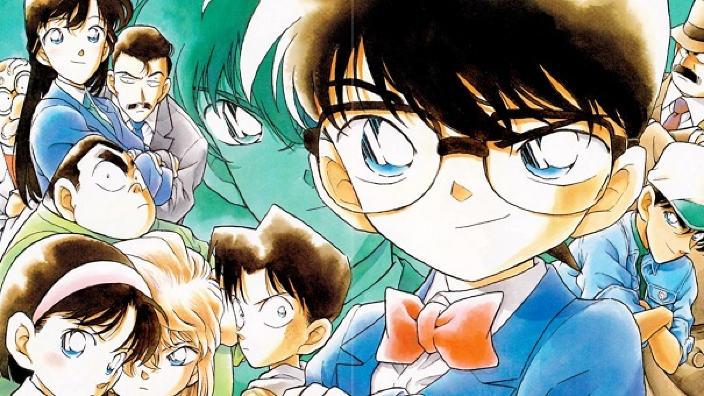 Detective Conan: Fist of Blue Sapphire (Anime)   AnimeClick it