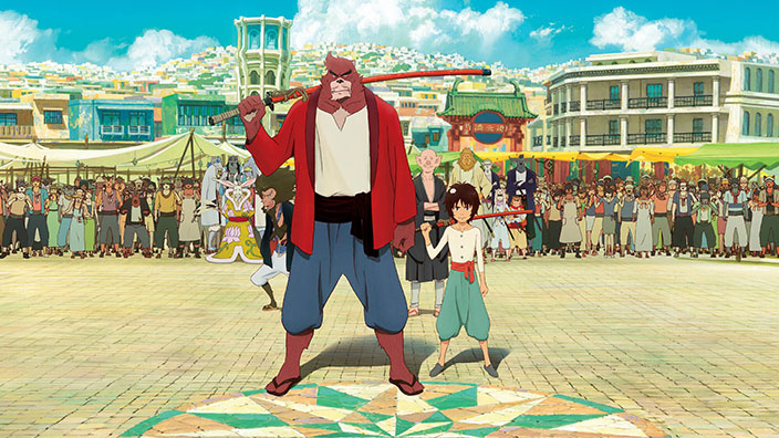 The Boy and the Beast di Mamoru Hosoda in prima TV su Rai Gulp
