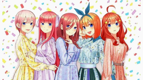The Quintessential Quintuplets avrà una seconda serie