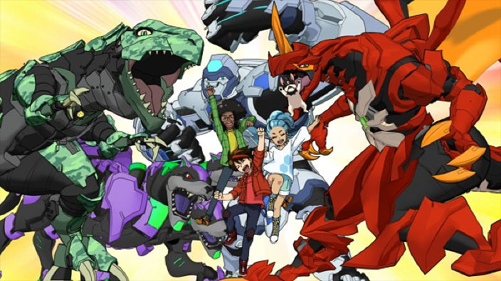 Bakugan Battle Planet in prima TV assoluta su Cartoon Network