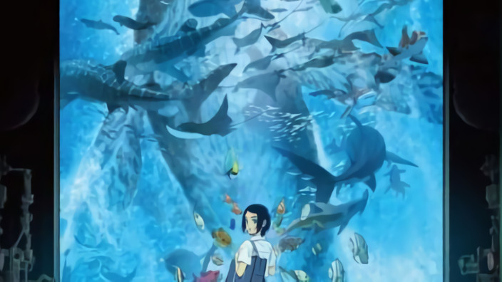 Children of the Sea: secondo trailer per il film con la canzone di Kenshi Yonezu