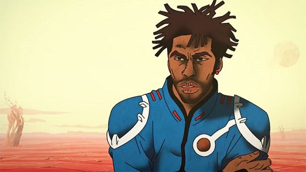 Shinichiro Watanabe ha diretto un video musicale per il rapper Flying Lotus