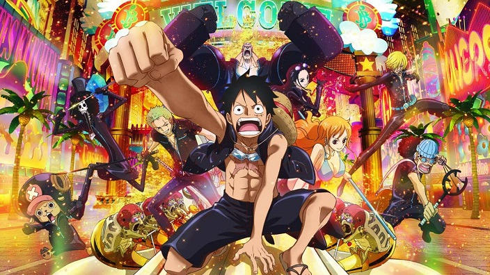 One Piece Gold: Il film è disponibile su Netflix