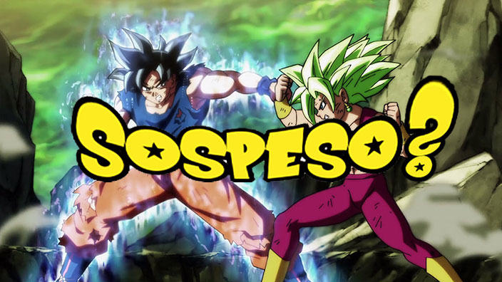 Dragon Ball Super sospeso su Italia 1?