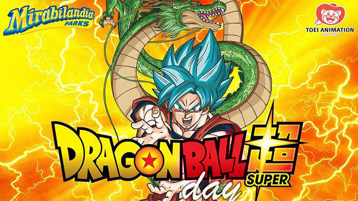 Dragon Ball Super Day a Mirabilandia di Ravenna con Star Comics