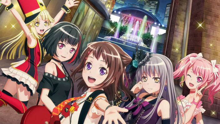 Trailer per Bang Dream! Film Live, Fairy Gone e Heavy Dumbbells