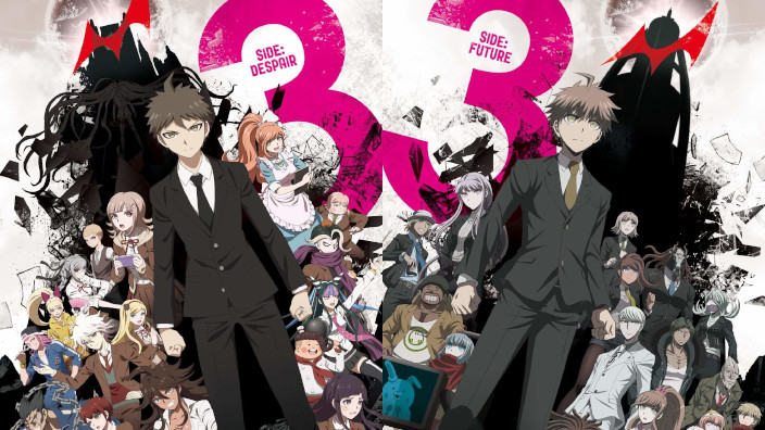 Danganronpa 3: l'anime arriva sul canale Youtube di Yamato Animation
