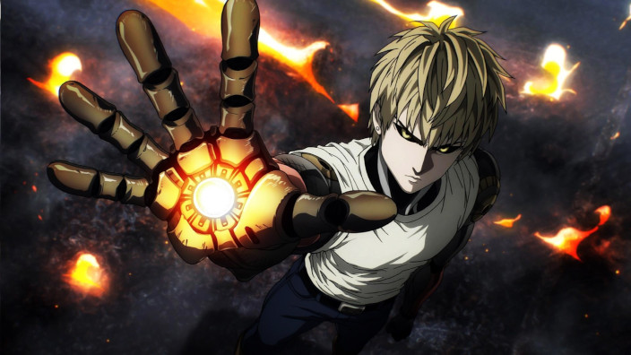 One Punch Man: fan-animation della battaglia tra Genos e G4