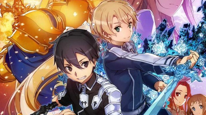 Sword Art Online: Alicization, annunciata l'edizione home video da Dynit