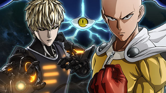One Punch Man annunciato per PS4, Xbox One e PC