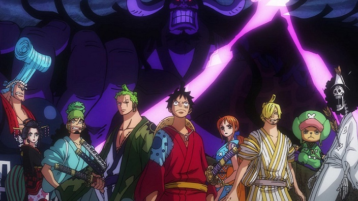 One Piece: ascoltiamo la nuova opening Over the Top