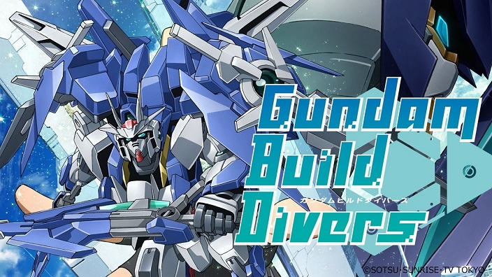 Gundam Build Divers Re:RISE è la nuova serie anime del franchise