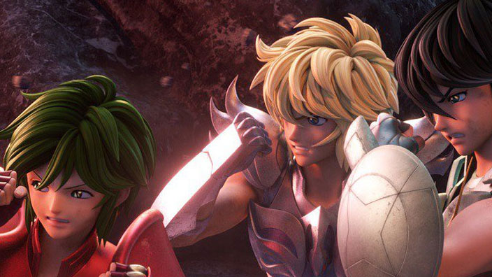 Knights of the Zodiac by Netflix, la band UK The Struts per la opening e l'ending