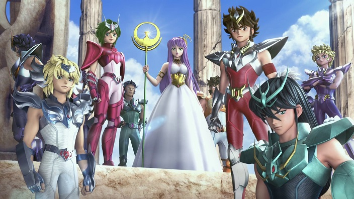 <b>Saint Seiya - Knights of the zodiac</b>: Prime impressioni