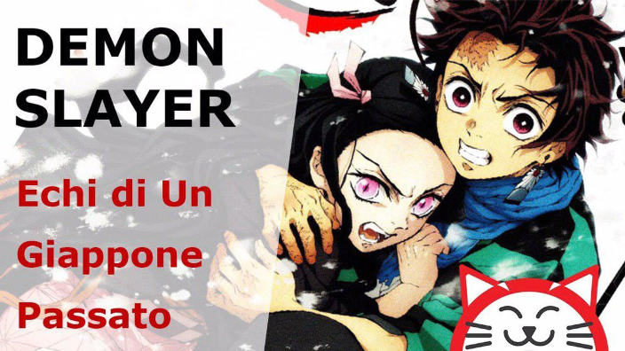 Demon Slayer: Echi di Un Giappone Passato (Video)