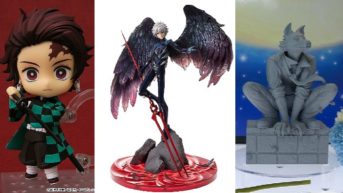 Le figure del Wonder Festival 2019 (summer)