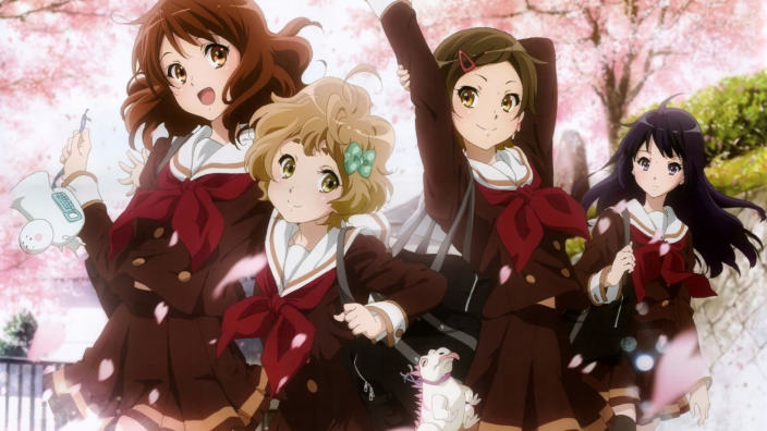 The Best of Kyoani: <b>Hibike! Euphonium</b> - Recensione