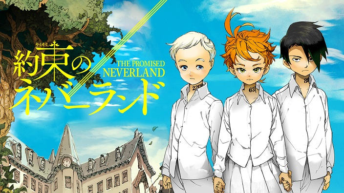 The Promised Neverland la saga finale entra nel climax