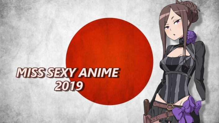 Miss Sexy Anime 2019 - Turno 1 Gruppi 7-8