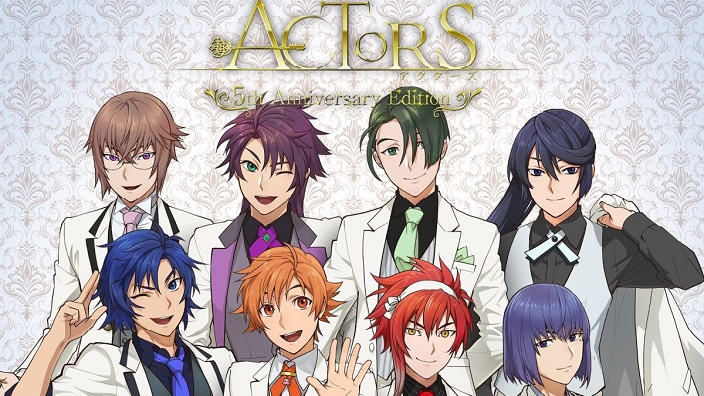 ACTORS: Songs Connection: trailer per l'anime ispirato ai vocaloid