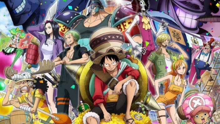 One Piece Stampede: il nuovo film supera Shinkai e domina il box office giapponese