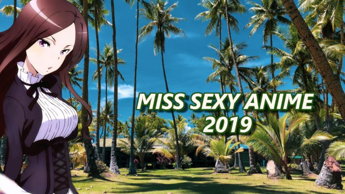 Miss Sexy Anime 2019 - Turno 2 Gruppi 9-10