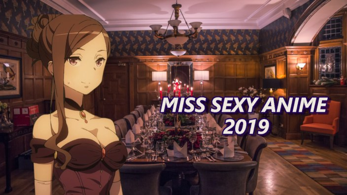 Miss Sexy Anime 2019 - Turno 3 Gruppi 7-8