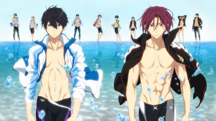 The Best of KyoAni: <b>Free!</b> - Recensione