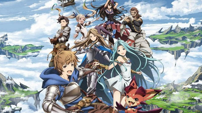 Granblue Fantasy: trailer e novità per la seconda stagione dell'anime