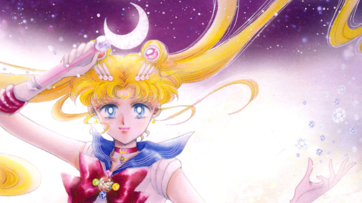 Sailor Moon: mini mostra a Lucca in piazza Star Comics per l'uscita dell'Eternal Edition