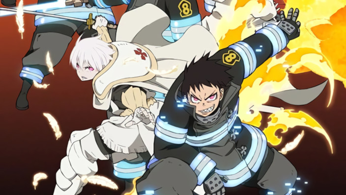 Fire Force, Shinkalion e Stand My Heroes: nuovi video