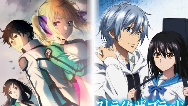 Mahouka, Strike the Blood e altre novità anime dalla Dengeki Bunko