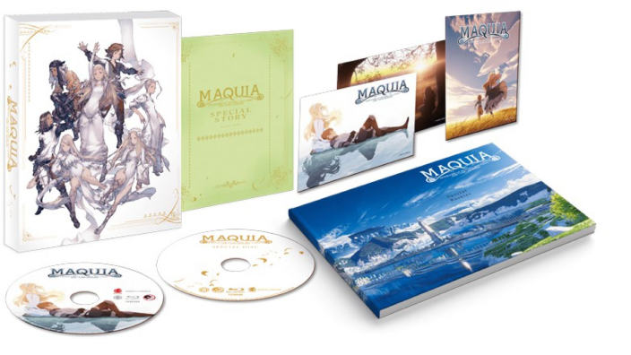 Ultralimited Edition di Maquia: video unboxing