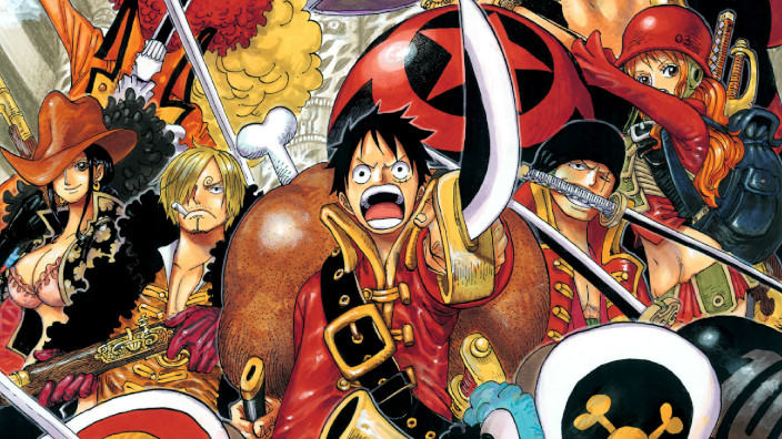 One Piece: il manga domina le classifiche di vendita... almeno per ora!