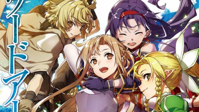 Light Novel Ranking: la classifica giapponese al 13/10/2019