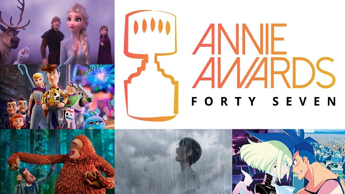 Weathering With You, Promare e Okko's Inn nominati agli Annie Awards 2020