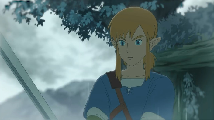 The Legend of Zelda: i fan realizzano un corto animato in stile Studio Ghibli