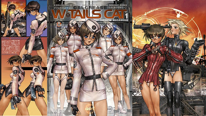 Micette vogliose, W Tails e L'otaku nel 10000 a.C per Magic Press