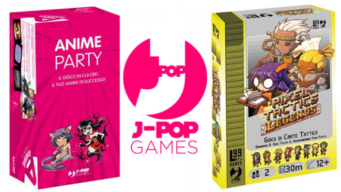 Un weekend di giochi per J-Pop Games