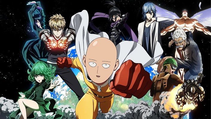 One-Punch Man, Muhyo & Roji 2 e Shirobako: nuovi trailer