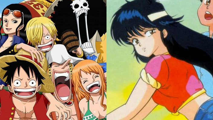 Italia 2: spostate le maratone anime di One Piece e Orange Road